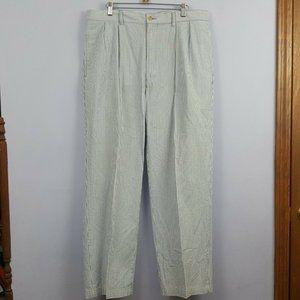 Polo Ralph Lauren Pants Blue White Stripe Pants Si